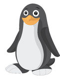 Cute penguin, illustration Stock Images