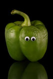 Cute Pepper Royalty Free Stock Photo