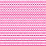 Cute pink seamless pattern. Endless texture Stock Photography