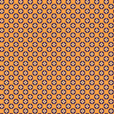 Cute pixelated pattern with simple geometric shapes Royalty Free Stock Photo
