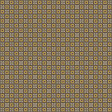 Cute pixelated pattern with simple geometric shapes Royalty Free Stock Images