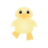 Cute plush duck Royalty Free Stock Photo