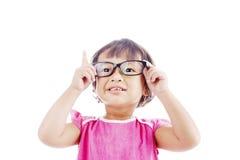 Cute preschooler Royalty Free Stock Photography
