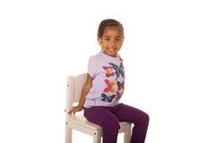 Cute preschooler Stock Photography
