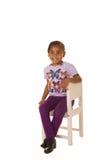 Cute preschooler Royalty Free Stock Photos