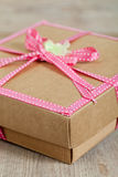 Cute present pack Stock Photo