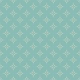 Cute primitive floral seamless pattern. For your decoration royalty free illustration