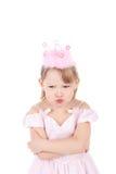 Cute princess Stock Images
