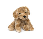 Cute puppy toy Royalty Free Stock Photography