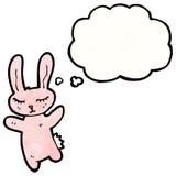Cute rabbit cartoon Royalty Free Stock Images