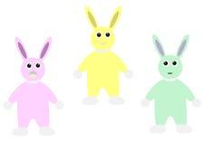Cute rabbit cartoon Royalty Free Stock Image