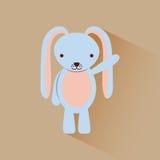 Cute rabitt bunny image Royalty Free Stock Photography
