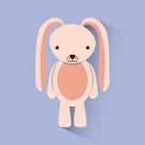 Cute rabitt bunny image Stock Image