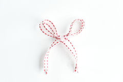 Cute Ribbon Christmas Gifts Stock Photos