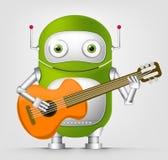 Cute Robot Stock Image