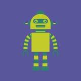 cute robot Στοκ Φωτογραφία