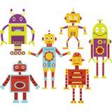 cute robot Στοκ Εικόνες
