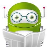 Cute Robot Stock Photos