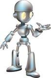 Cute robot illustration vector illustration