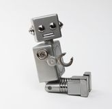 cute robot Stock Image