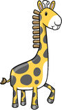 Cute Safari giraffe Vector Stock Photos