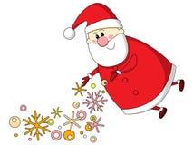 Cute Santa Royalty Free Stock Photography