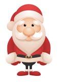 Cute Santa Stock Image