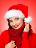 Cute Santa Royalty Free Stock Photo