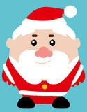 Cute Santa Claus Royalty Free Stock Image
