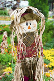 A cute Scarecrow Royalty Free Stock Images