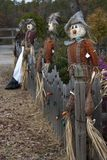 Scarecrows! Royalty Free Stock Photography
