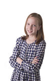 Cute School Aged Child Royalty Free Stock Photo