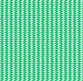 Cute seamless background with green and white checkered pattern. Stock Photography