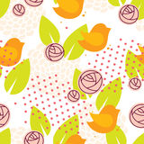 Cute seamless pattern Royalty Free Stock Photography