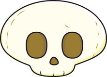 Cute skull Royalty Free Stock Photography