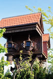Cute small tree house Stock Photo