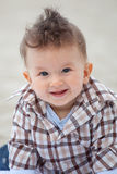 Cute smiling baby Royalty Free Stock Photo