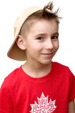 Cute smiling boy Royalty Free Stock Photography