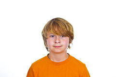 Cute smiling boy Royalty Free Stock Photo