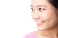 Cute smiling girl Royalty Free Stock Image