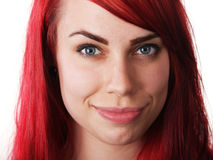 Cute Smiling Woman stock photography