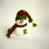 Cute snowman Royalty Free Stock Images