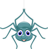 Cute spider cartoon Royalty Free Stock Photography