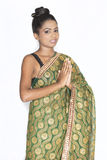 Cute srilankan teenager Stock Photos