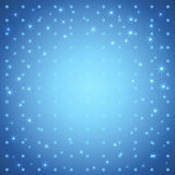 Cute star background. Beauty vector image illustration Stock Photo