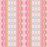 Cute striped pattern Royalty Free Stock Photography