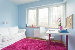 Cute stylish apartment Stock Photo