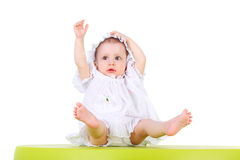 Cute sweet baby Royalty Free Stock Images