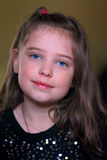 Cute Sweet Little Girl Royalty Free Stock Photography