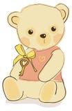 Cute teddy Royalty Free Stock Image